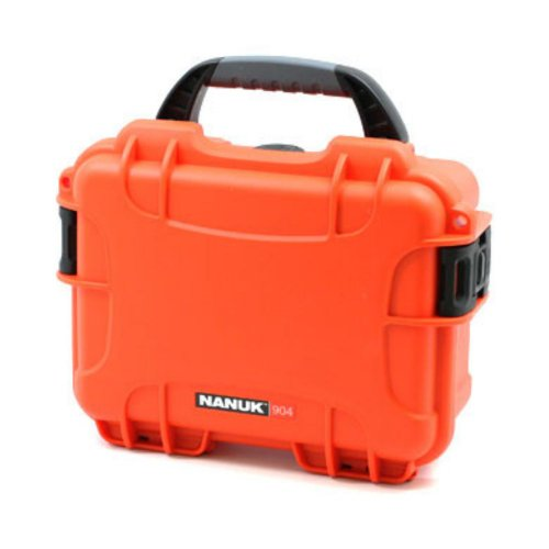 NANUK 904 Case With 3 Part Foam Insert