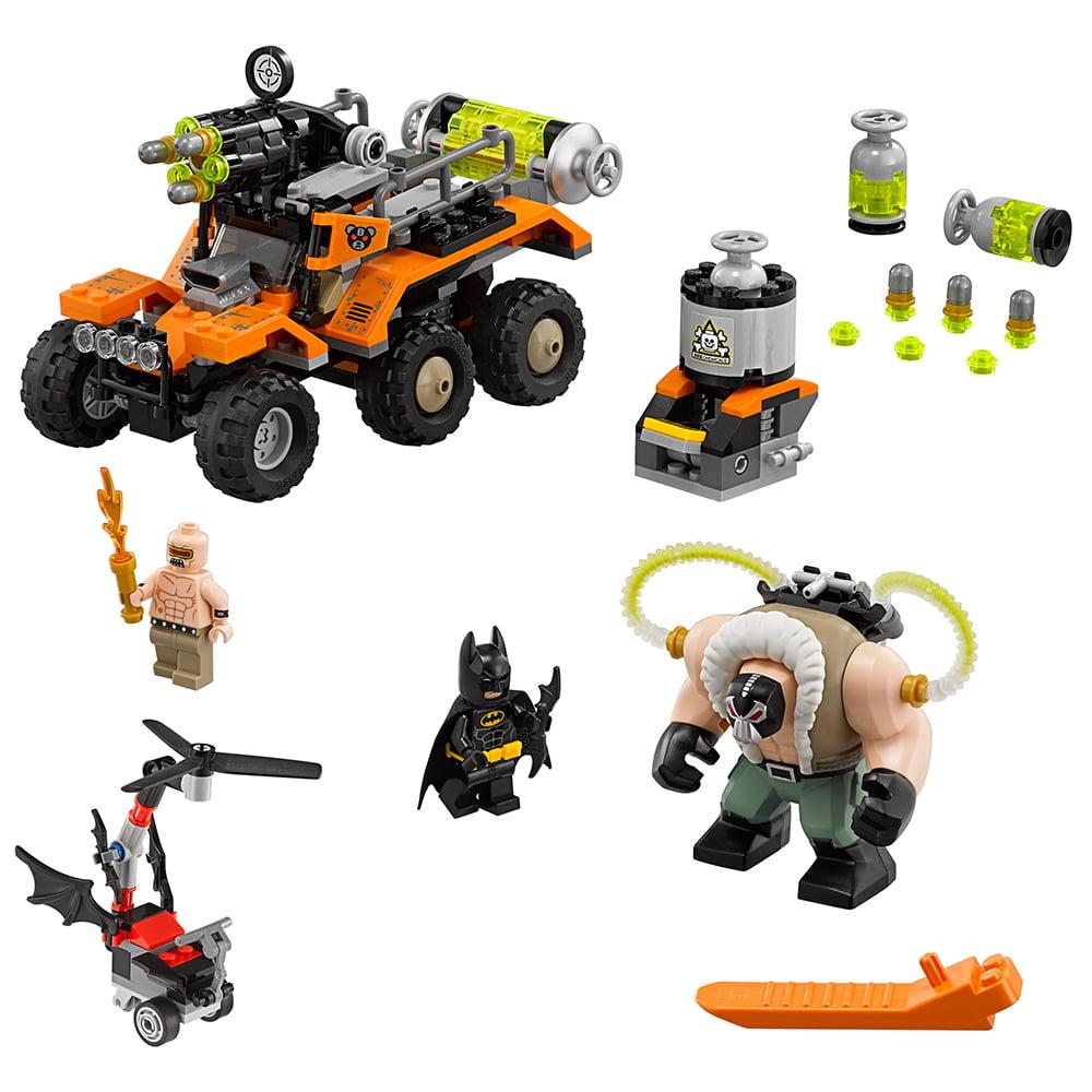 Lego Batman Movie Bane Toxic Truck Attack 70914 by LEGO System Inc