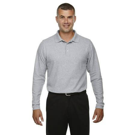 Devon & Jones Men's DRYTEC20™ Performance Long-Sleeve Polo - image 1 of 1