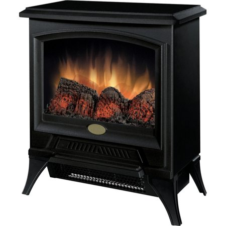 Dimplex Electric Flame Stove, Black