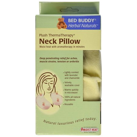 Bed Buddy Herbal Naturals Moist Heat with Aromatherapy Neck