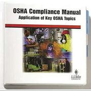 JJ KELLER FL-34-M GENERAL REFERENCE BINDER OSHA COMPLIANCE
