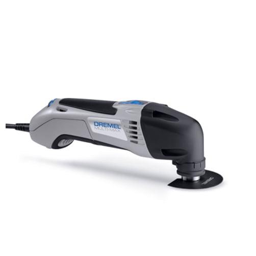 Dremel 120 Volt Variable Speed Multi-Max Oscillating Tool Kit w/ 5 Accessories