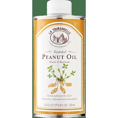 La Tourangelle, Roasted Peanut Oil, 16.9 fl oz (500 ml)