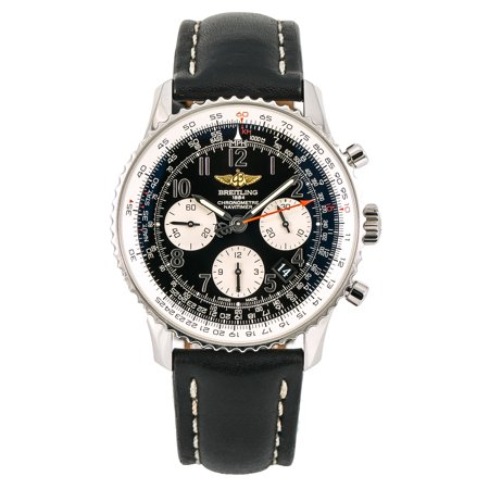 Pre-Owned Breitling Navitimer AB0120 Steel Watch (Certified Authentic & Warranty)