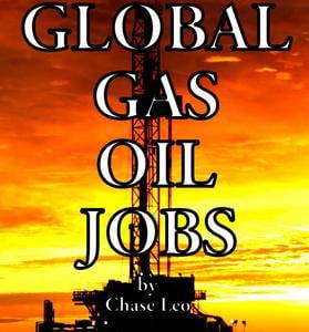 Global Gas Oil Jobs - eBook