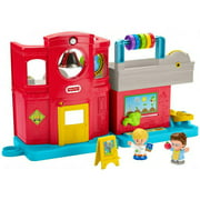 Little People Friendly School Interactive Playset with Music & Sounds