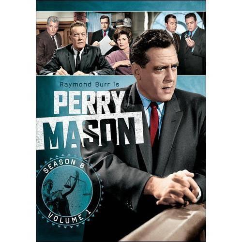 Perry Mason: Season 8, Vol. 1 (Full Frame)