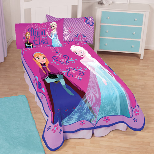 Disney's Frozen Strong Bond Polyester Blanket