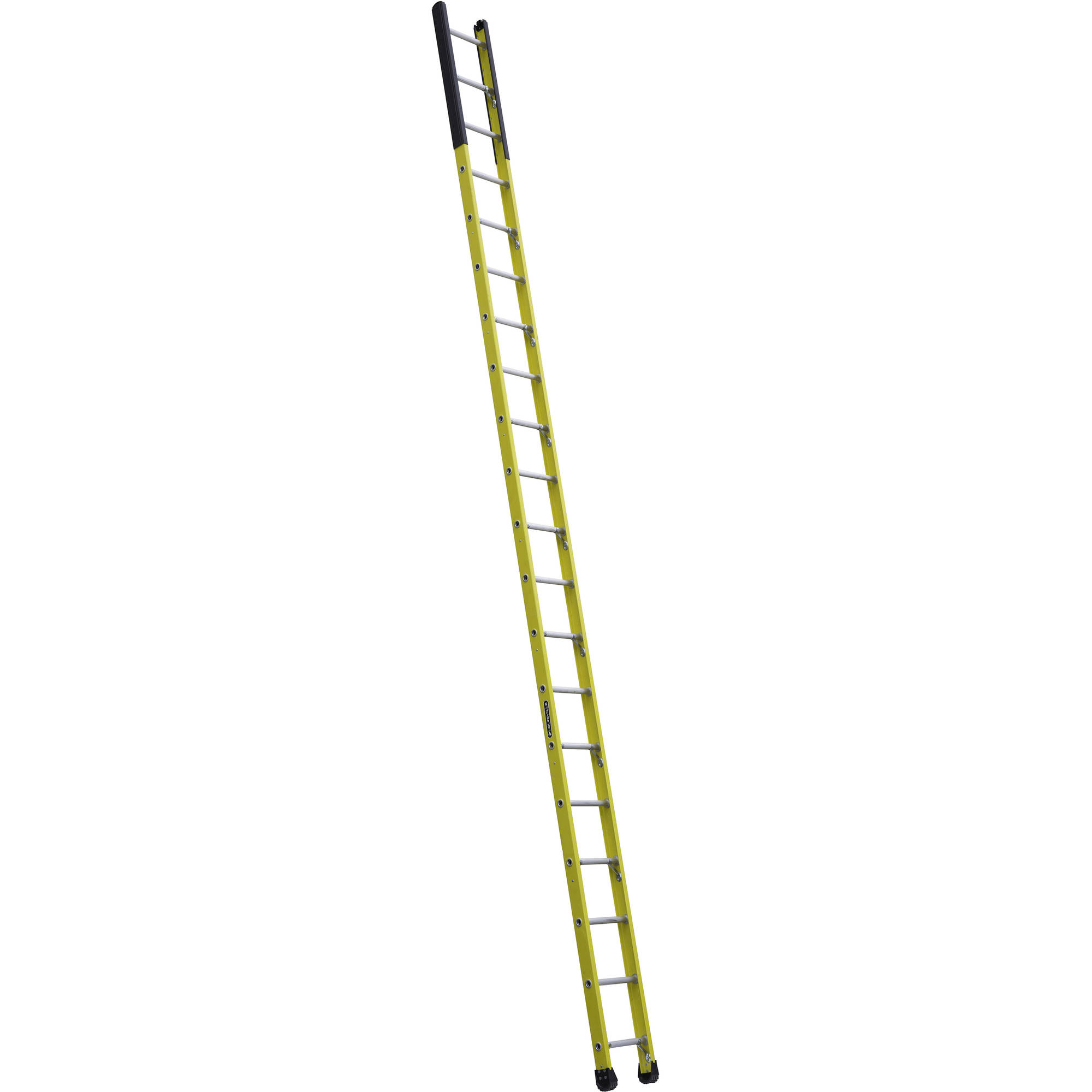 Louisville Ladder Fe8920 20 Ft Fiberglass Manhole Ladder