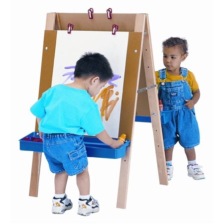 Maple Easels - Jonti Craft Toddler Adjustable Easel