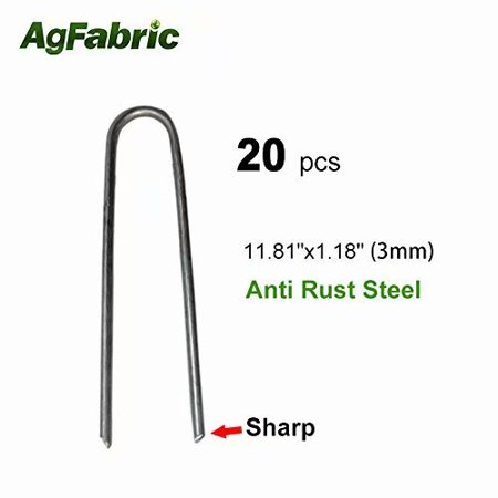 Agfabric 20PACK 11.81