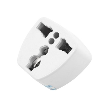 AU UK US to EU AC Power Plug Adapter Adaptor Converter Outlet Home Travel Wall - image 1 of 8