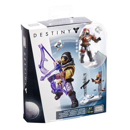 Mega Construx Destiny Hunter Cryptid Armory