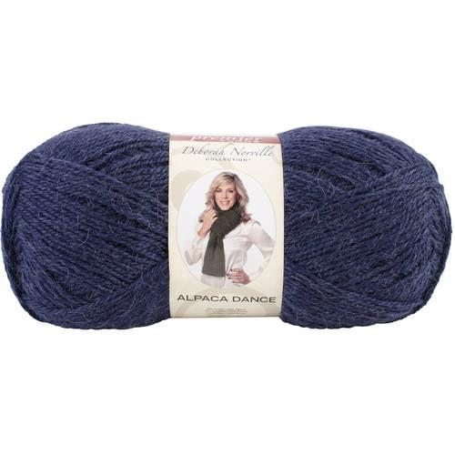 Deborah Norville Collection Alpaca Dance Yarn-Blueberry