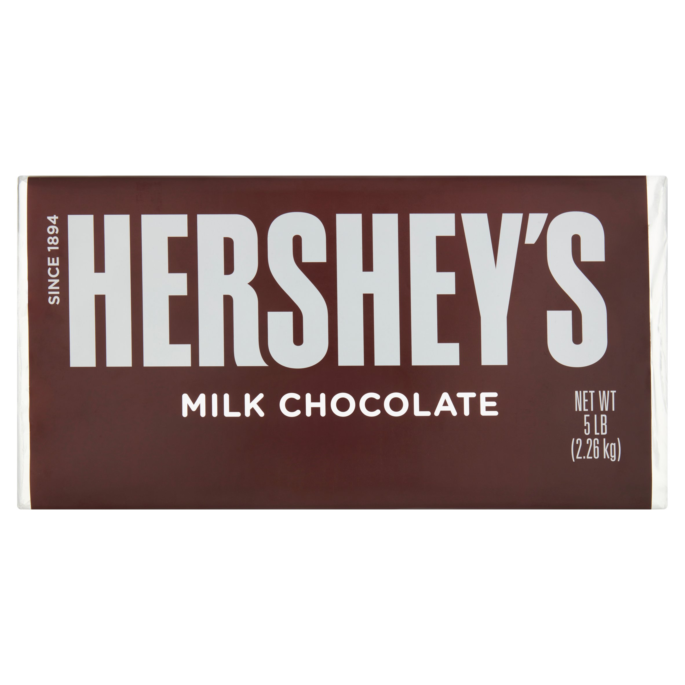 HERSHEY'S Milk Chocolate Bar, 5 lbs by The Hershey Company