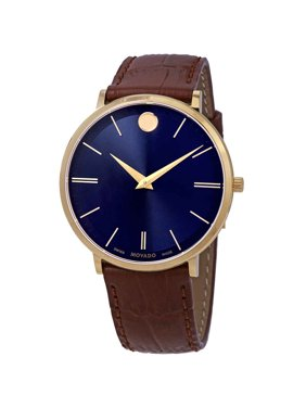 Movado Men's Ultra Slim Analog 40mm Watches