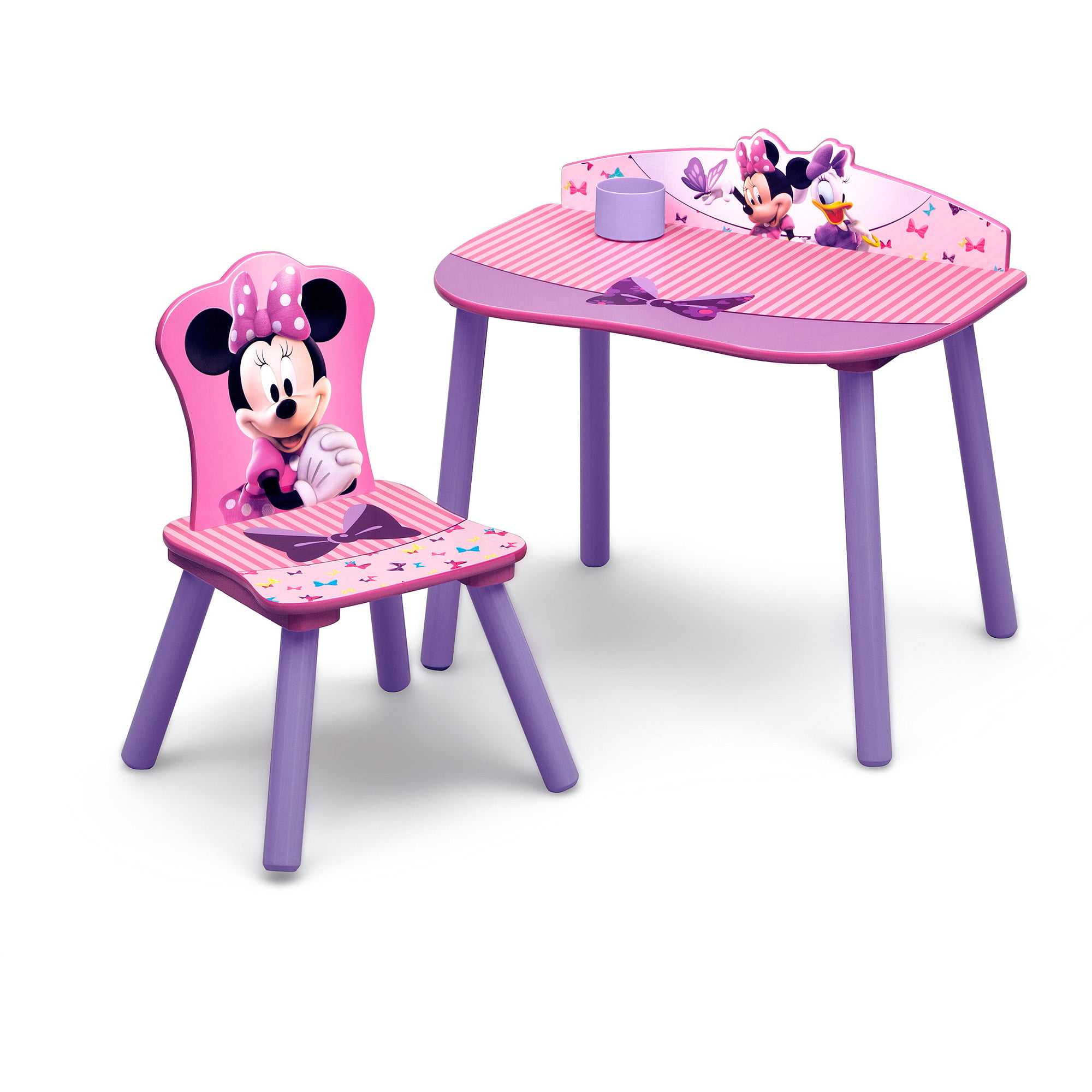 Disney Minnie Mouse Desk and Chair Set - Walmart.com