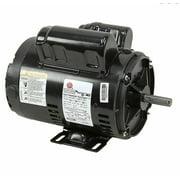 "2 HP SPL Compressor Duty Electric Motor 3450 RPM 56 Frame 5/8"" Shaft 120/240 V"