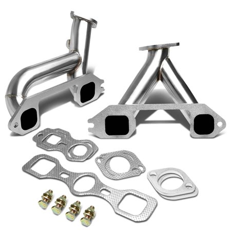 Chevy 6 Cylinder Stainless Steel Exhaust Header - 216 235 261