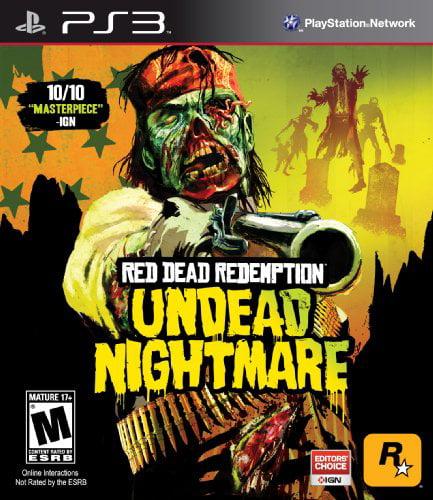 Cokem International Red Dead: Undead Nightmare Dlc Pack