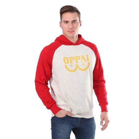 One Punch Man Oppai Hoodie ()