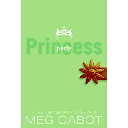 The Princess Diaries, Volume VII: Party Princess](Social Diary Halloween Party)