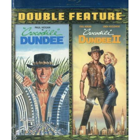 CROCODILE DUNDEE / CROCODILE DUNDEE II DOUBLE FEATURE ()
