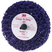 CLEAN AND STRIP DISC PURPLE