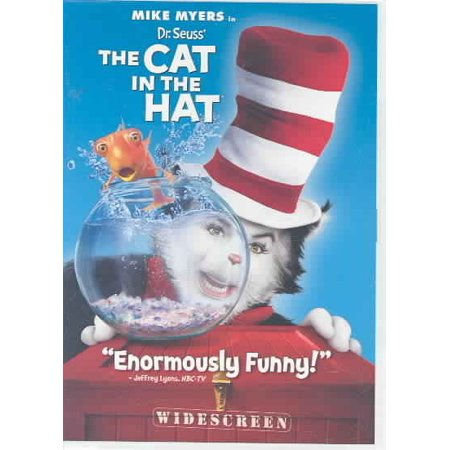 Dr. Seuss' The Cat In The Hat (DVD) (The Cat In The Hat Part 3)