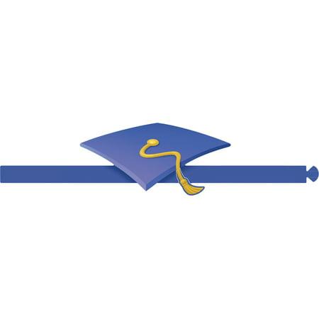 Paper Graduation Hat (GRADUATION CROWN WEARABLE CUT OUT)