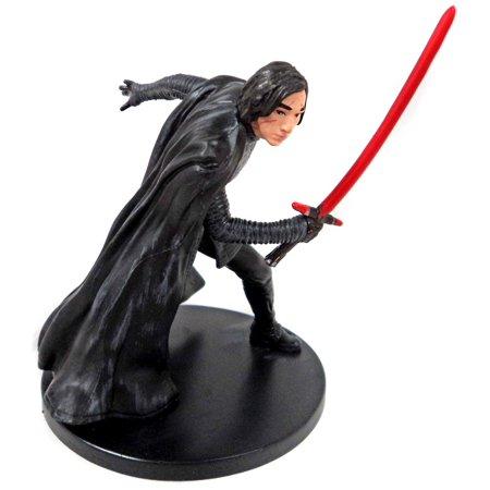 Star Wars The Last Jedi Kylo Ren PVC Figure [No Packaging]
