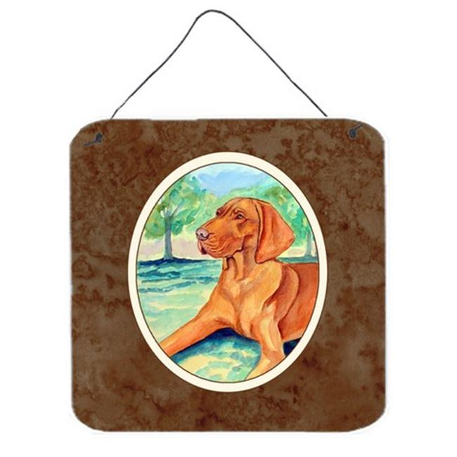 Vizsla Wall or Door Hanging Prints, 6 x 0.02 x 6 in. - image 1 of 1
