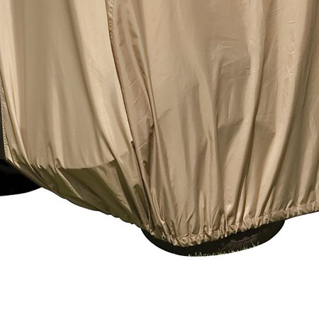 Best Classic Fairway Golf Cart Easy-On-Cover - Sand deal