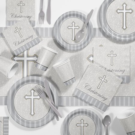 Devotion Christening Tableware Set