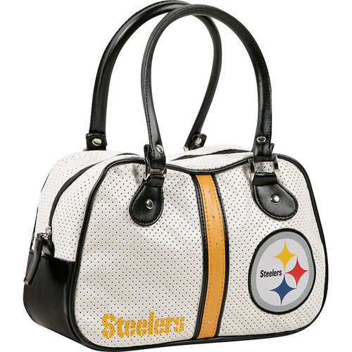 NFL - Pittsburgh Steelers Bowler Bag Purse