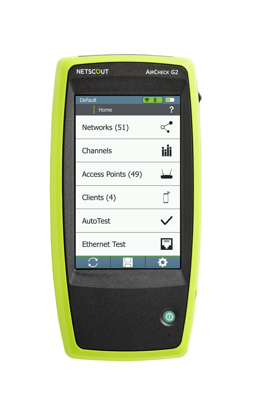 NetScout AirCheck G2 Wireless Tester Kit Walmart