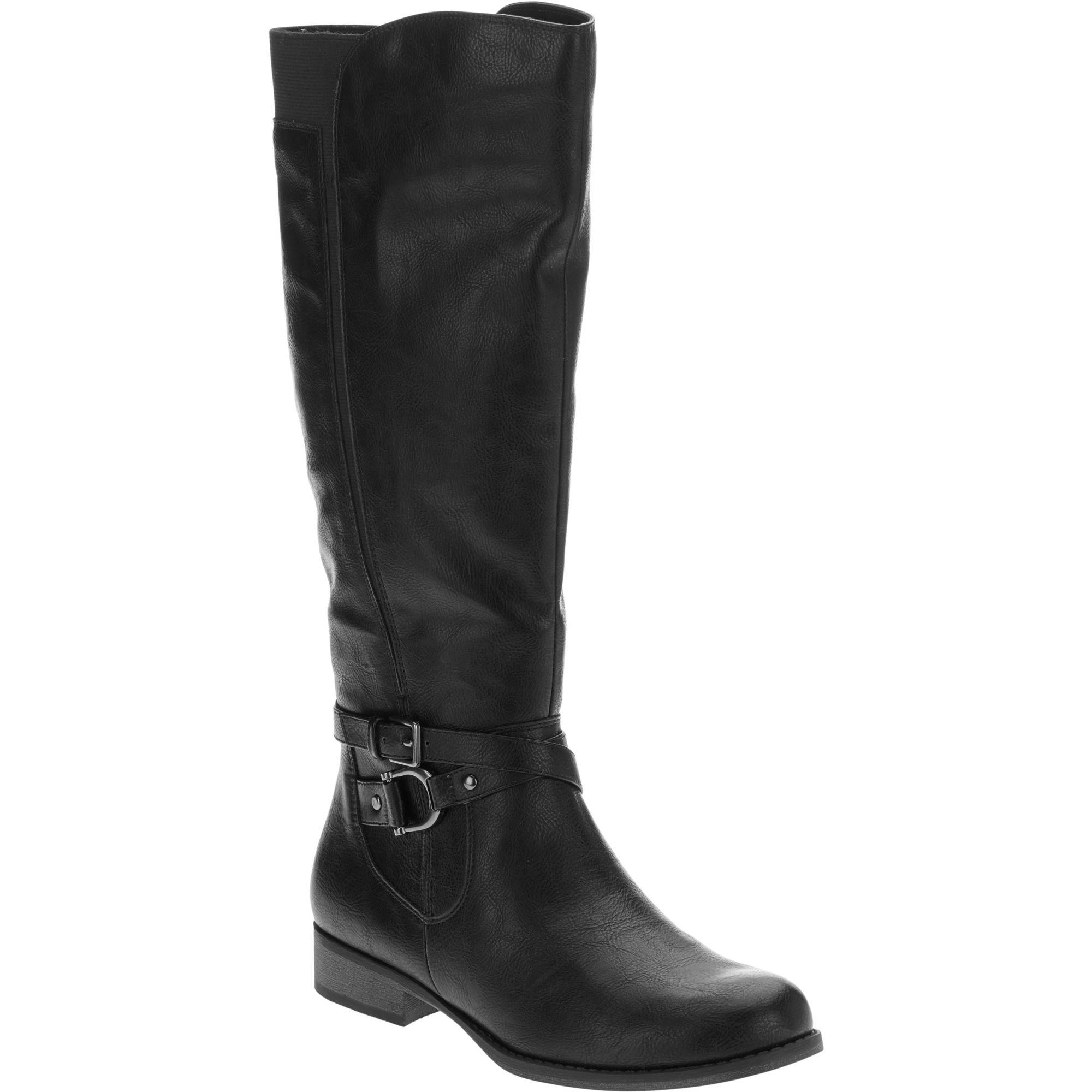 Faded Glory Women's Riding Boot ONLINE ONLY