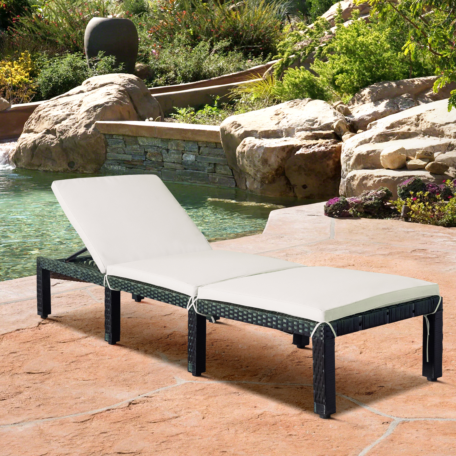Clearance! Chaise Lounges for Patio, Outdoor Chaise Lounge ...