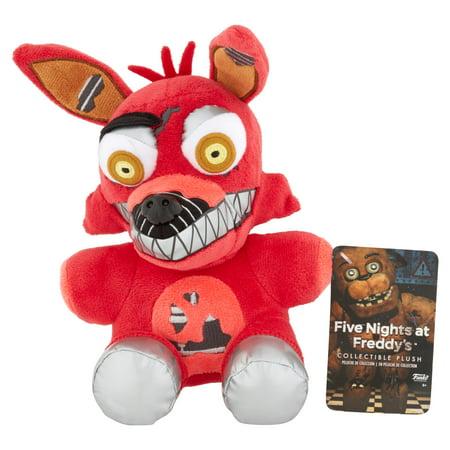 Funko Five Nights At Freddys Nightmare Foxy Plush
