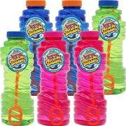 Bubble solution Bulk 16oz Bubble Refill Bottles (Pack of 15)