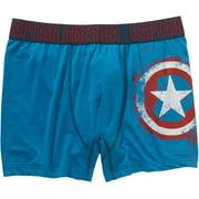 Captain American Shield Men's Boxer Briefs