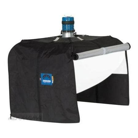 Chimera Pancake Lantern Softbox with Skirt - Large (48  Diameter x 19  Deep)
