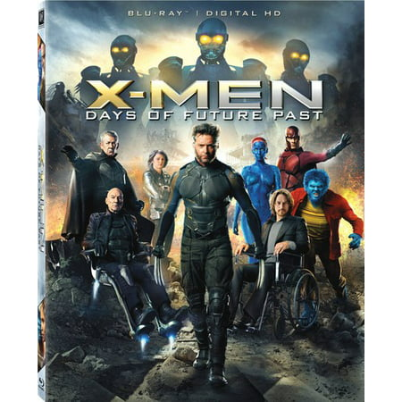 X Men  Days Of Future Past  Blu Ray   Digital Copy