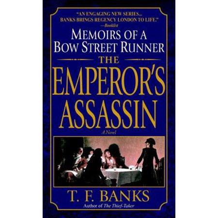 The Emperor's Assassin - eBook