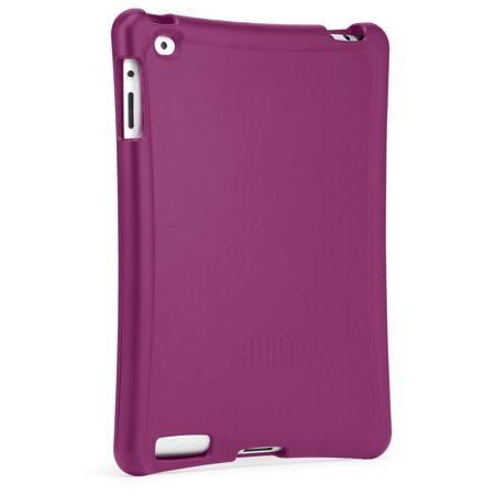 Built NY Ergonomic Hardshell Case for iPad 2 - Raspberry- XSDP -A-D2EH-RSB - With the Built NY Ergonomic Hardshell Case for iPad 2, you can get a grip on your - Tail Gear Case