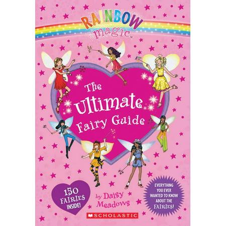 Rainbow Magic: Rainbow Magic: The Ultimate Fairy Guide (Hardcover) Magic Fairy Journal
