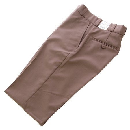 FLYING CROSS Men's Serge Weave T-1 Unhemmed Uniform Pants #42283 Pink Tan (Best Travel Pants For Flying)