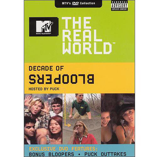 The Real World: A Decade Of Bloopers (Full Frame)
