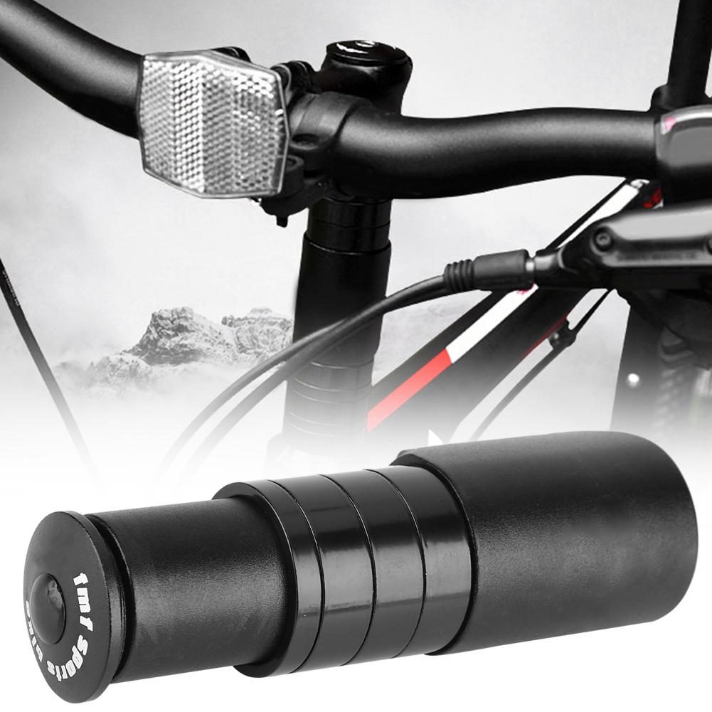 Details about  /Stem Extender Aluminum Alloy Bicycle Handlebar Outdoor Parts Accessories
